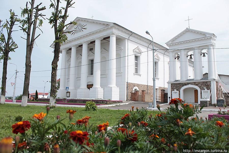 Костел Святого Иосифа в г.Воложин